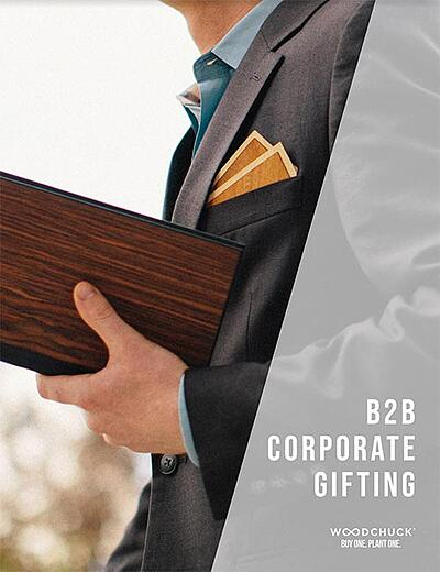 B2B Corporate Gifting Catalog Cover Thumbnail