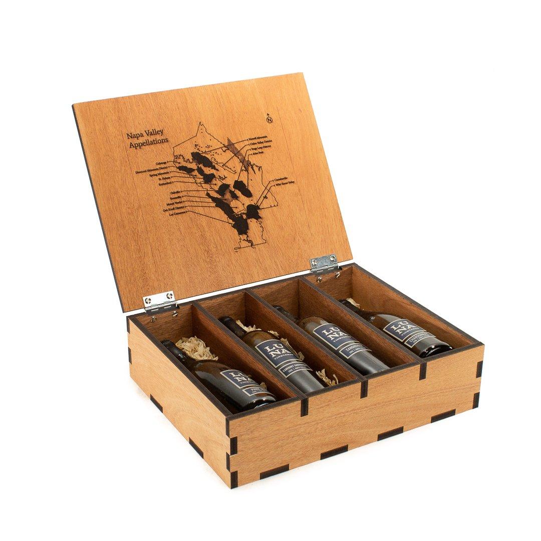 Custom Wooden Divider