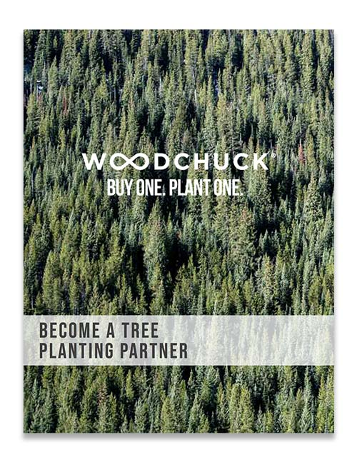 WOODCHUCK Planting Partner Program