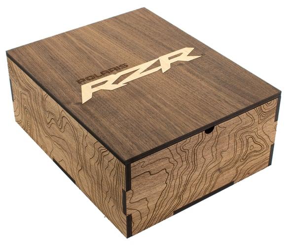 Polaris RZR Terrain Boxes